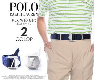 ポロゴルフ ラルフローレン ベルト ゴルフベルト メンズ ゴルフウェア RLX ウェブ ベルト 大きいサイズ USA直輸入 あす楽対応
