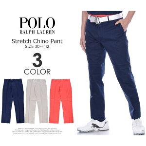 ゴルフパンツ メンズ 春夏 ゴルフウェア メンズ パンツ おしゃれ (在庫処分)ポロゴルフ ラルフローレン ゴルフパンツ メンズ パンツ ボトム ストレッチ チノ パンツ 大きいサイズ