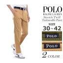 ポロゴルフ ラルフローレン ゴルフパンツ メンズ パンツ ストレッチ ツウィル テイラードフィット パンツ 大きいサイズ USA直輸入 あす楽対応