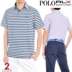 ゴルフウェア メンズ シャツ トップス ポロシャツ 春夏 おしゃれ ポロゴルフ ラルフローレン ゴルフウェア RLX エアフロー アクティブ フィット 半袖ポロシャツ 大きいサイズ USA直輸入 あす楽対応
