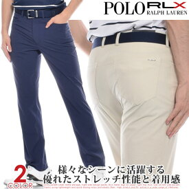 ゴルフパンツ メンズ 春夏 ゴルフウェア メンズ パンツ おしゃれ ポロゴルフ ラルフローレン ゴルフパンツ メンズ パンツ ボトム RLX 5ポケット テイラード フィット パンツ 大きいサイズ USA直輸入 あす楽対応