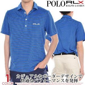 ポロゴルフ ラルフローレン ゴルフウェア メンズ シャツ トップス ポロシャツ 春夏 おしゃれ メンズウェア RLX エアフロー クラシック フィット 半袖ポロシャツ 大きいサイズ USA直輸入 あす