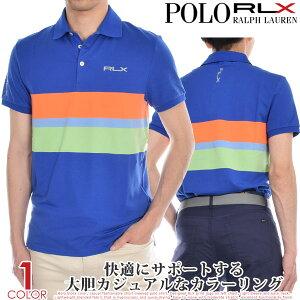 ポロゴルフ ラルフローレン ゴルフウェア メンズ シャツ トップス ポロシャツ 春夏 おしゃれ メンズウェア RLX テック ピケ プロ フィット 半袖ポロシャツ 大きいサイズ USA直輸入 あす楽対応