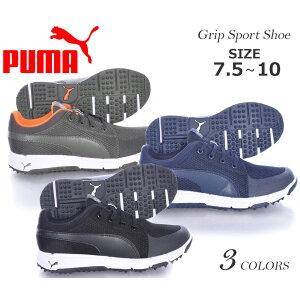(在庫処分)プーマ Puma シューズ メンズ おしゃれ ゴルフシューズ ゴルフウェア グリップ スポーツ シューズ 大きいサイズ USA直輸入 あす楽対応
