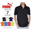 (厳選セール商品)プーマ Puma ゴルフウェア メンズウェア ゴルフポロシャツ パウンス 半袖ポロシャツ 大きいサイズ USA直輸入 あす楽対応