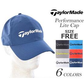 7ab9a05cc25be4 テーラーメイド キャップ 帽子 メンズキャップ おしゃれ メンズウエア ゴルフウェア メンズ パフォーマンス ライト キャップ USA直