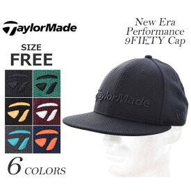 a1b6e055d4df85 テーラーメイド キャップ 帽子 メンズキャップ おしゃれ メンズウエア ゴルフウェア メンズ ニューエラ パフォーマンス 9FIFTY キャップ USA