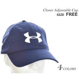 (スペシャル感謝セール)アンダーアーマー UNDER ARMOUR 帽子 メンズキャップ メンズウエア ゴルフウェア クローザー アジャスタブル キャップ USA直輸入 あす楽対応