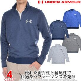 アンダーアーマー UNDER ARMOUR ゴルフウェア メンズ 秋冬ウェア 長袖メンズウェア ストーム セーター 長袖プルオーバー 大きいサイズ USA直輸入 あす楽対応