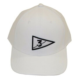 adidas 『Golf Flag Hat』 【WHITE】 GZH09-FL8482 ゴルフフラッグキャップ