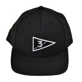 adidas 『Golf Flag Hat』 【BLACK】 GZH09-FL7657 ゴルフフラッグキャップ