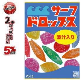 サーフィン DVD サーフドロップス Vol.3 サーフフードの新シリーズ SURF DVD