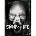 12-13 DVD*snow STONP or DIE (visb00122)