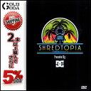 15-16 DVD SNOW SHREDTOPIA DC presents Shred Bots (visb00162) ディーシー SNOWBOARD スノー...