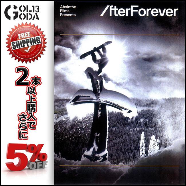 16-17 DVD SNOW After Forever (visb00170) Absinthe Films アブシンス フィルムス スノーボード バックカントリーからストリートライドまで
