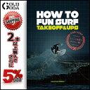 送料無料 サーフィン DVD HOW TO FUN SURF -TAKE OFF & UPS- ファンサーフ テイクオフとアップス 人気シリーズのハウトゥーシリ...
