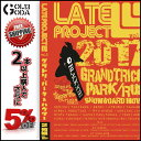 17-18 DVD snow LATE PROJECT 2017 vol.3 グラトリ・パーク&ハウツー 2枚組 (htsb0262) グラトリ パーク