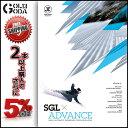 予約 17-18 DVD snow SGL×ADVANCE カービングマスター松本卓のドキュメンタリームービー POTENTIAL FILM スノーボード