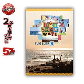 【クーポン配布中】送料無料 10%OFF SURF DVD FUN SURF 6 Its a small wave ロウワートラッセルズ オススメサーフィンDVD【店頭受取対応商品】
