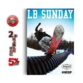 14-15 DVD snow LB SUNDAY (htbs0177) Light Butter改 オーリー プレス スピン グラトリなどのゲレンデでの緩い遊び方などを提案【店頭受取対応商品】