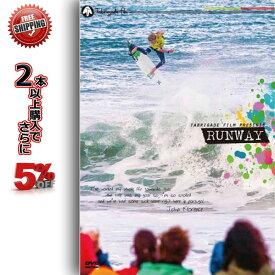 SURF DVD RUN WAY サーフィンDVD サーフDVD リップカール・プロ/ジョンジョン・フローレンス/ケリー・スレーター/ジョディ・スミ【店頭受取対応商品】
