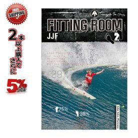 サーフィン SURF DVD Fitting Room 2 JJF ジョンジョン・フローレンス SURF DVD