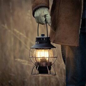 ベアボーンズリビング レイルロードランプ アンティークブロンズ LEDランタン BAREBONES LIVING キャンプ アウトドア インテリア