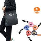 エコバッグ折りたたみコンパクトRollupおしゃれかわいいお買い物バッグレジ袋
