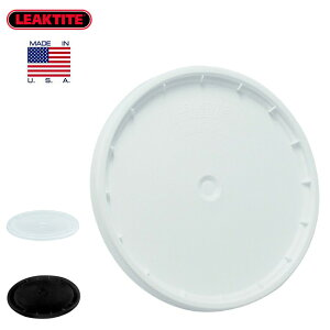 アメリカ製 LEAKTITE 5ガロンバケツ フタ リッド アメリカ アメリカン 収納 ボックス 道具箱 小物入れ ガーデニング
