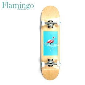 フラミンゴ スケートボード コンプリートセット Flamingo Complete 7.75 / 7.87 /8.0 完成品 スケボー