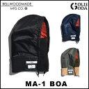フードウォーマー BELLWOOD MADE BELLHOOD MA-1 BOA 防寒スノーボード スノボ スキー パーカー ネックウォーマーHOOD WARM...