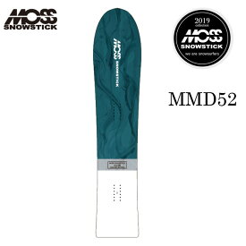 モス スノースティック MOSS SNOWSTICK MMD 152cm 18-19 マーメイド パウダー サーフスタイル
