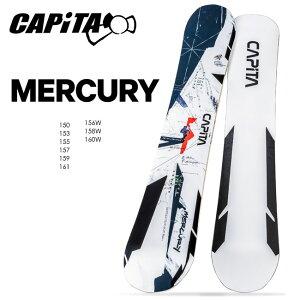 【予約】 キャピタ スノーボード CAPITA MERCURY 21-22 マーキュリー スノーボード パウダー オールラウンドモデル 板