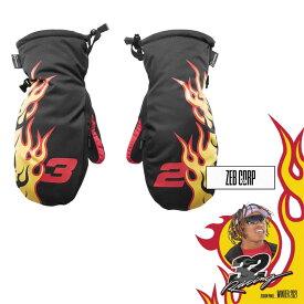 予約 限定モデル サーティーツー THIRTYTWO ZEB CORP MITT 21-22 ミット グローブ 手袋 ミトン スノーボード スノボ