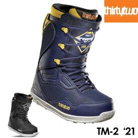 予約 サーティーツー ブーツ THIRTYTWO TM-2 21-22モデル スノーボード BOOTS