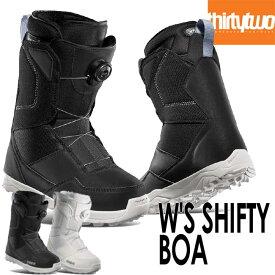 予約 サーティーツー ブーツ THIRTYTWO SHIFTY BOA WS 21-22 レディース BOOTS ボア スノーボード スノボ
