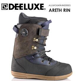 予約 ディーラックス ブーツ DEELUXE Areth RIN TF 20-21 SNOWBOARD BOOTS サーモインナー スノーボード バックカントリー アース リン
