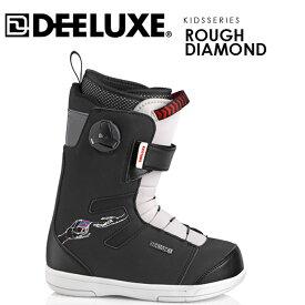 ディーラックス ブーツ ジュニア DEELUXE JUNIOR (ROUGH DIAMOND)20-21 BOOTS BOA キッズ ブーツ ボアシステム 子供用