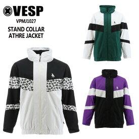 予約 べスプ VESP STAND COLLAR ATHRE JACKET (VPMJ1027) 21-22 スノーボードウェア ジャケット ウェアー