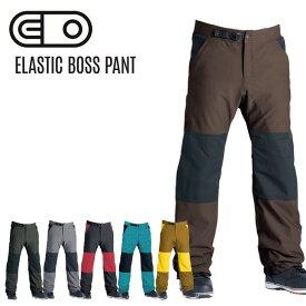 【23日20:00〜28日01:59限定ポイントト最大31.5倍】エアブラスター AIRBLASTER Elastic Boss Pant 20-21 エラスティック ボス パンツ スノーボード スノボーウェア メンズ レディース