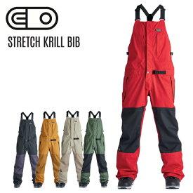 予約 エアブラスター AIRBLASTER Stretch Krill Bib 20-21 ストレッチ クリル ビブ ビブパンツ つなぎ スノーボード ウェア