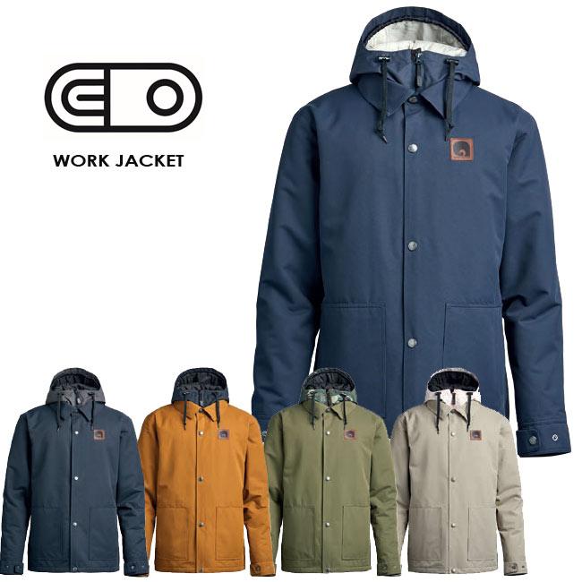 予約 エアブラスター 19-20 AIRBLASTER Work Jacket ワークジャケット スノーボード ウェア メンズ スノボウェア SNOWBOARD WEAR【店頭受取対応商品】