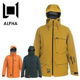 予約 エルワン ジャケット L1 ALPHA JACKET 19-20 スノーボード ウェアー スノボ メンズ【店頭受取対応商品】