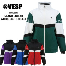 べスプ VESP STAND COLLAR ATHRE LIGHT JACKET (VPMJ1005) 20-21スノーボードウェア ジャケット ウェアー