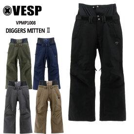 予約 べスプ VESP STANDARD PANTS II(VPMP1008) 20-21 BB7 パンツ スノーボード ウェアー スノボーウェア メンズ レディース