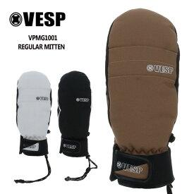 予約 べスプ ミット VESP REGULAR MITTEN VPMG1001 20-21 ミトン グローブ スノーボード