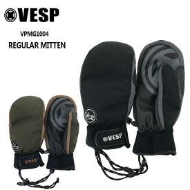 予約 べスプ ミット VESP REGULAR MITTEN VPMG1004 21-22 ミトン グローブ スノーボード