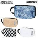 ゴーグルケース eb's エビス GOGGLE CASE バッグ BAG スノーボード スノボ