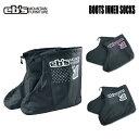 ブーツインナー eb's エビス BOOTS INNER SOCKS 水濡れを防止 ブーツの防水性・保温性UP