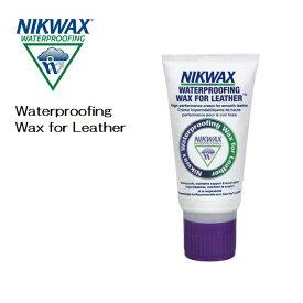 ニク ワックス 皮製品防水・撥水加工 NIKWAX ニク ワックス ペーストレザーワックス WATER PROOFING WAX FOR LEATHER GLOVE,BOOTに【店頭受取対応商品】